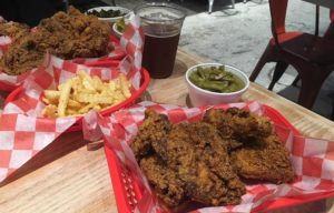 Get Your Fried Chicken Fix at FEED