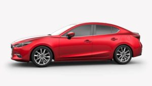 2018 Mazda3 reigns supreme over compact sedans
