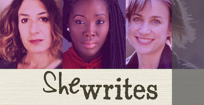'SheWrites' plays at Synchronicity